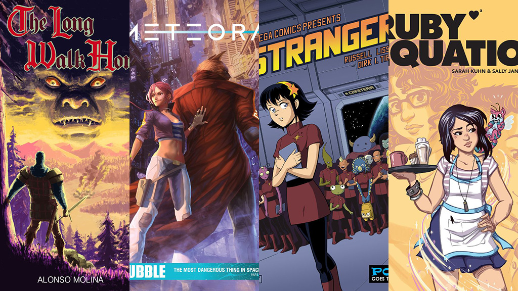 Comixology Submit Review October 14 2015