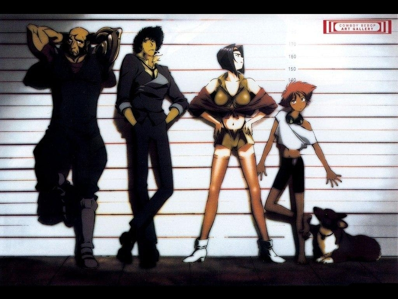 Cowboy Bebop Line-Up
