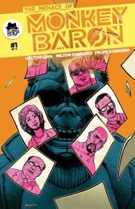 Menace of the Monkey Baron #1