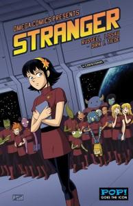 Omega Comics Presents Stranger #1