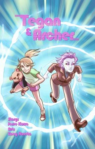 Teegan and Archer Cover