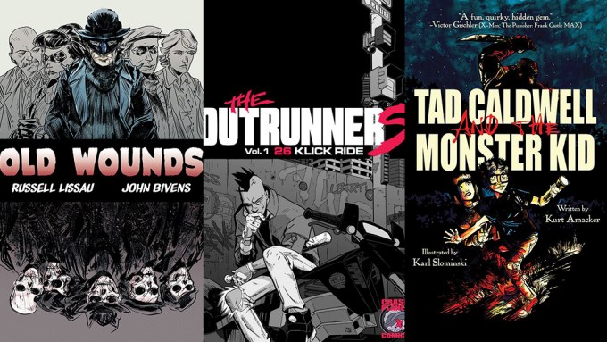 Comixology Submit Tad Caldwell Old Wounds Outrunners
