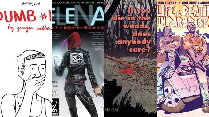 Dumb Elena Die Woods Life Death Paradise