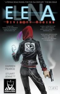 Elena Divinity Rising #1