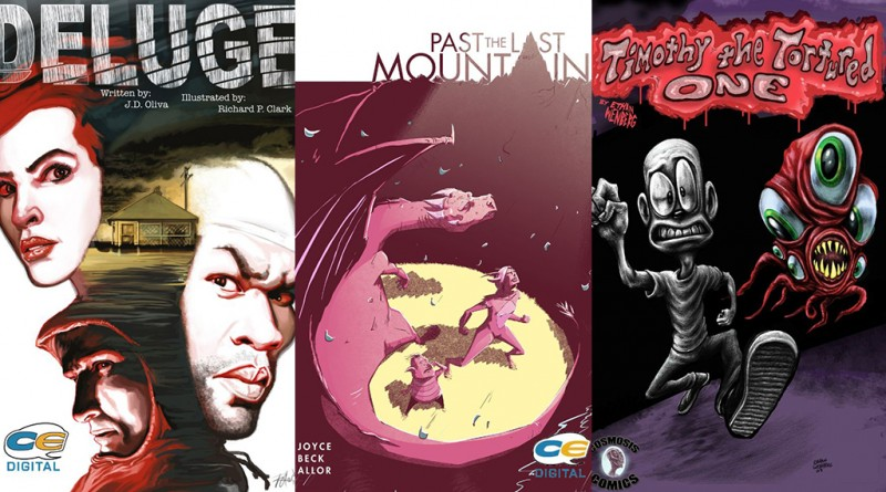 Comixology Submit Review Past Last Mountain Deluge Timothy Tortured