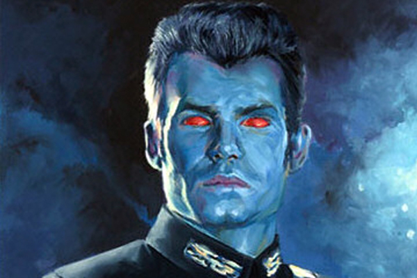 Grand Admiral Thrawn Star Wars