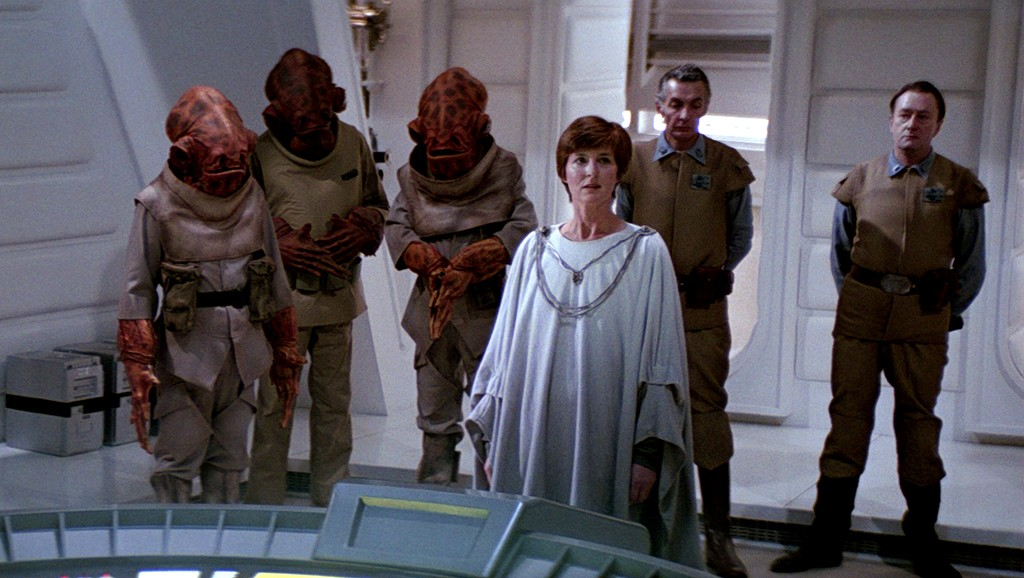 Mon Mothma Star Wars Senate