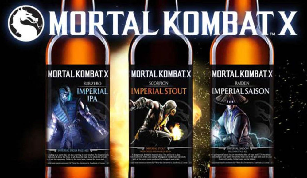 Mortal Kombat X Sound Brewery