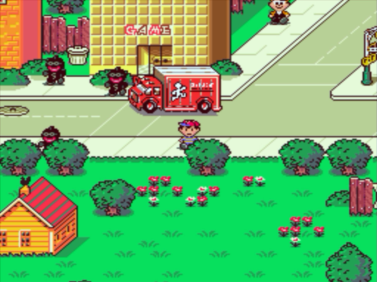 Earthbound Arcade