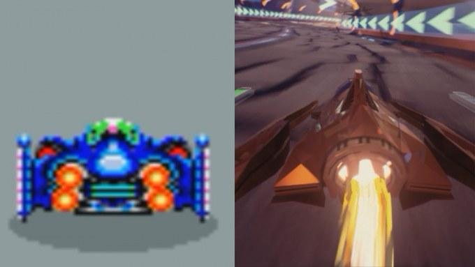 F-Zero vs Redout
