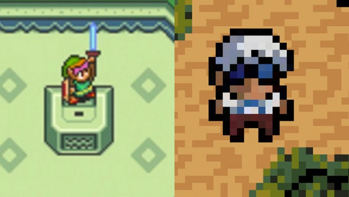 Link to the Past Anodyne