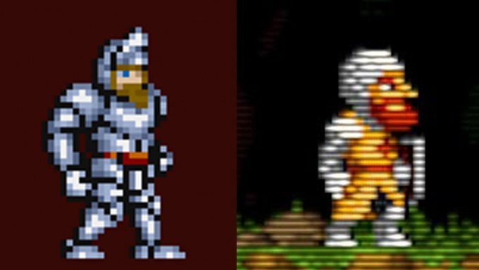Super Ghouls n' Ghosts Maldita Castilla