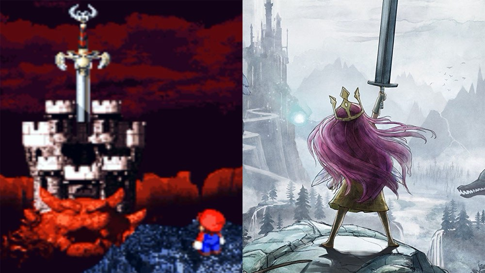 Super Mario RPG Child of Light