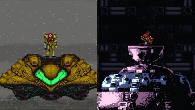 Super Metroid Axiom Verge