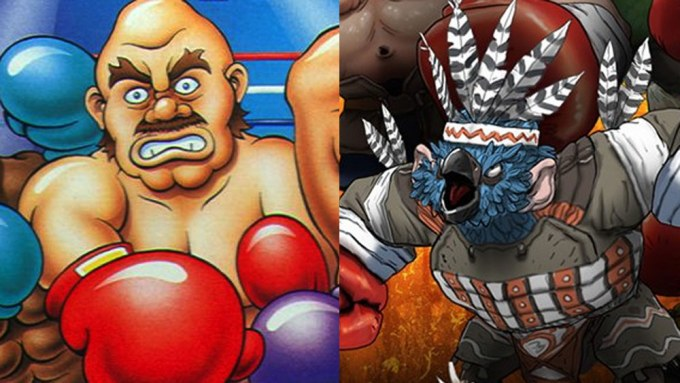 Super Punch-Out!! Beast Boxing Turbo